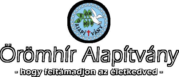 Örömhír Alapítvány - Orgovány - Alapítva: 1990